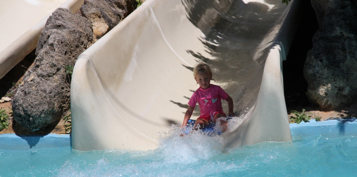 Photo of Water Mountain Mat Slides