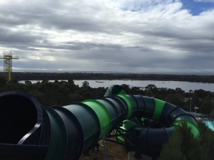 World's Biggest Funnel Slide Coming To Adventure World